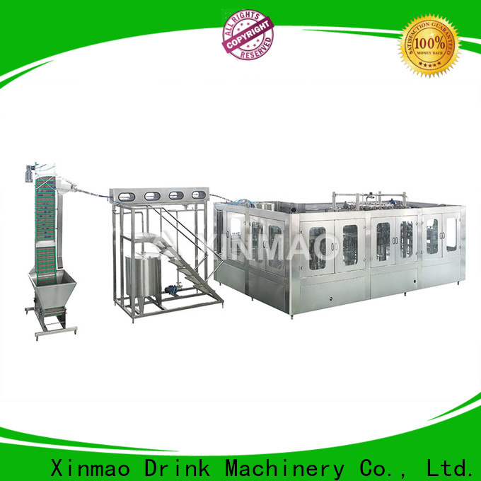 Xinmao latest fruit juice bottling plant company for fruit juice