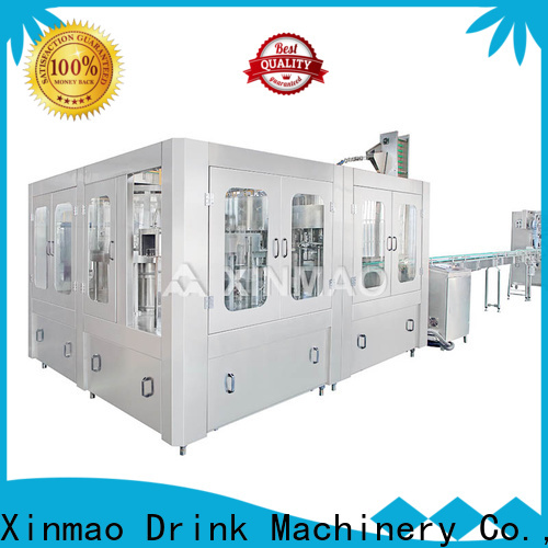Xinmao wholesale hot juice filling machine supply for juice