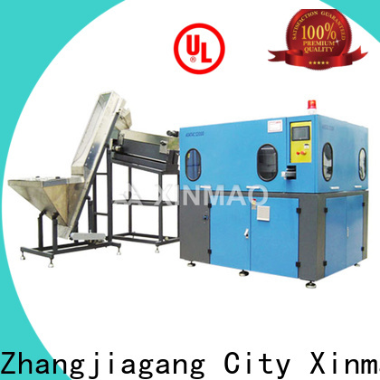 Xinmao molding pet blowing machine fully automatic company for juice