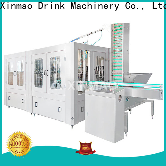 wholesale automatic soda filling machine pet manufacturers for soda