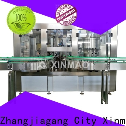Xinmao high-quality aseptic juice filling machine factory for tetra juice