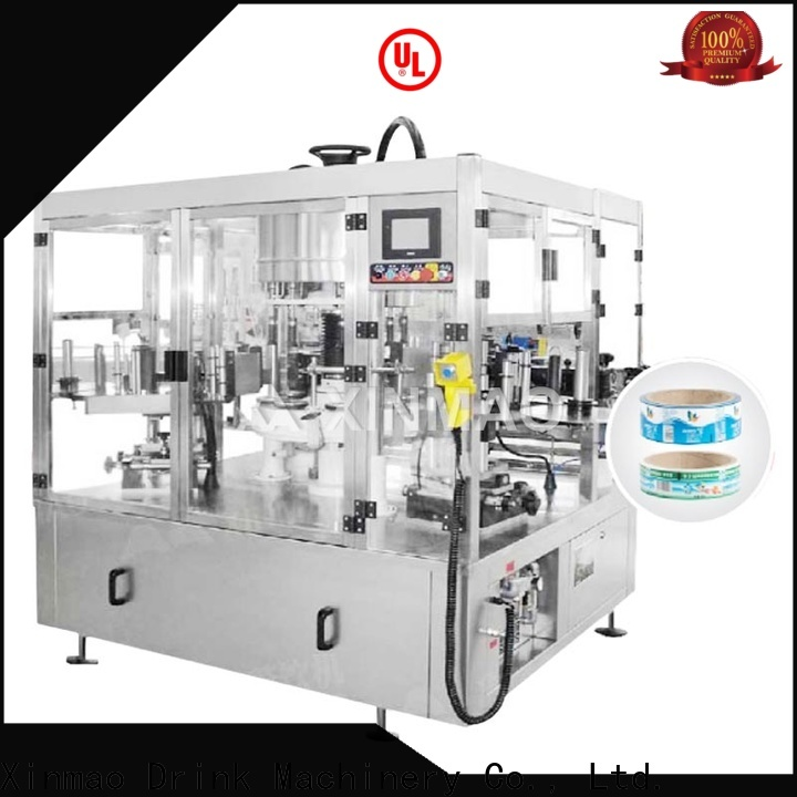 automatic bottling and labeling machine opp suppliers for plastic bottles