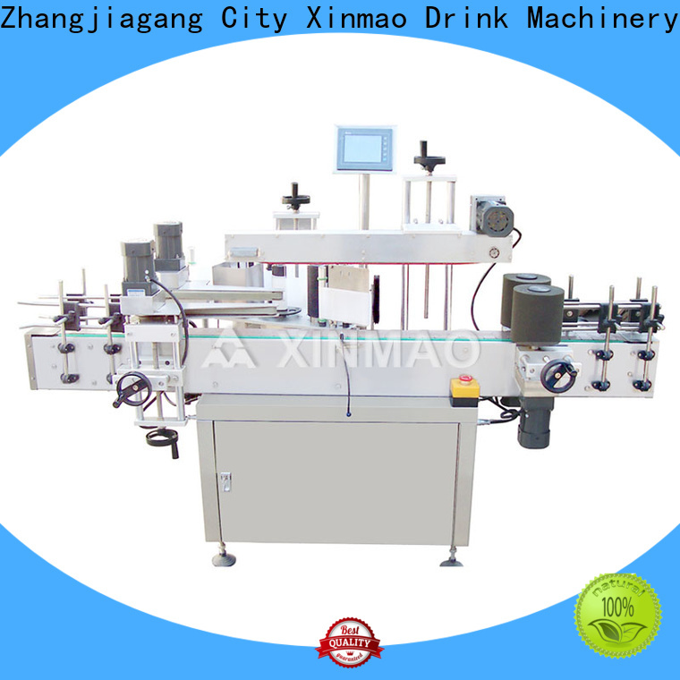 custom automatic bottle labeling machine automatic supply for water bottle