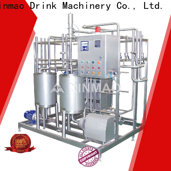 Xinmao steam carbonated soft drink production line for business for soft drink