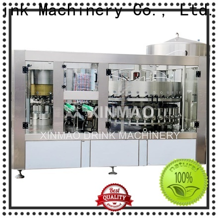 automatic carbonated soda filling machine beverage manufacturers for carbonated drink