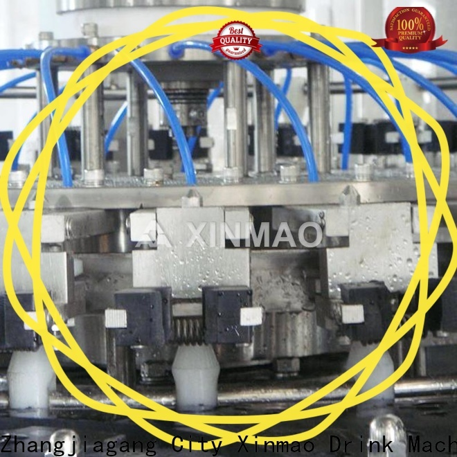 Xinmao wholesale automatic wine bottle filling machine factory for wine bottle