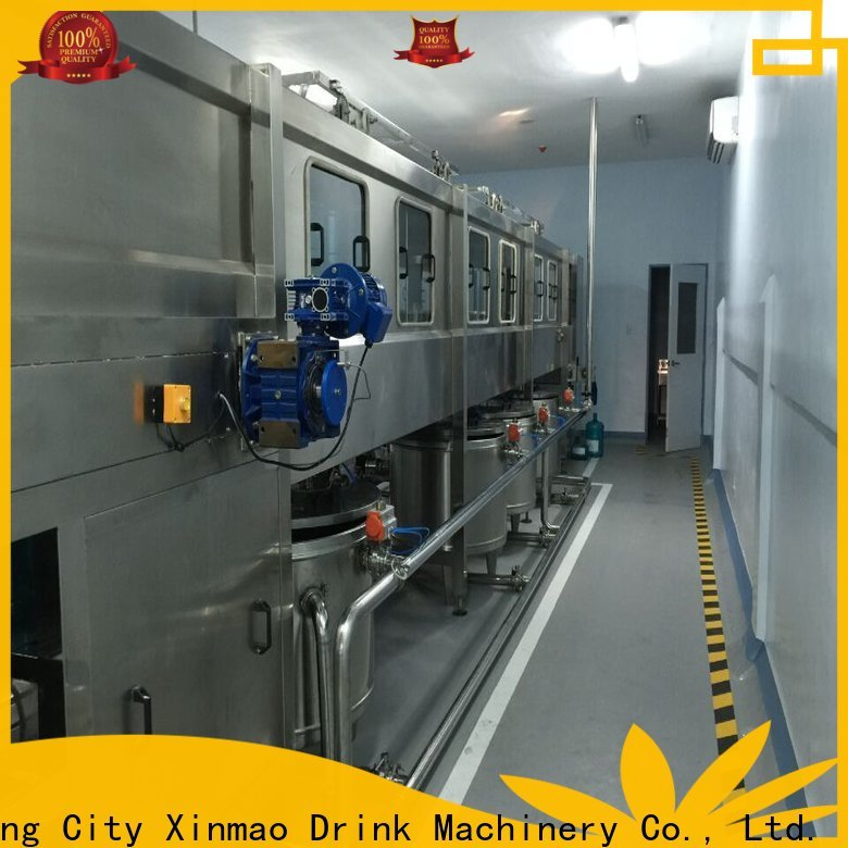 New automatic water filling machine drinking suppliers for water jar