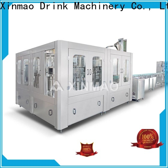 Xinmao New bottled water filling machine for sale for mineral water