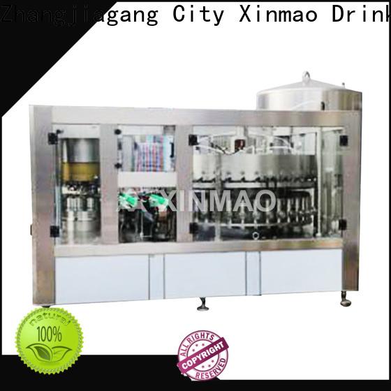New beer bottling equipment line for business for factory