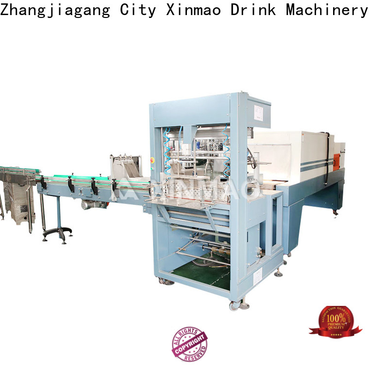 Xinmao latest packaging equipment company for bererage