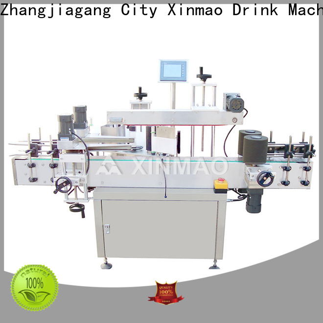 Xinmao labeling labeling sticker machine suppliers for factory