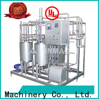 Xinmao carbonic soft drink plant machinery suppliers for beverage