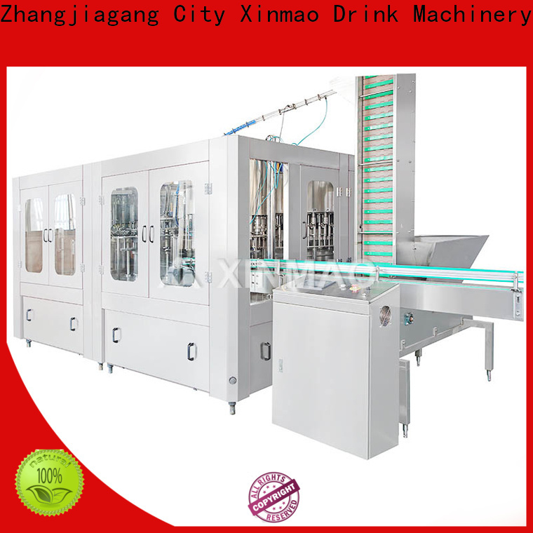 Xinmao top carbonated drink machine for sale for soft drink