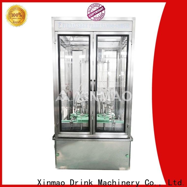 Xinmao top oil bottling machine suppliers for condiments