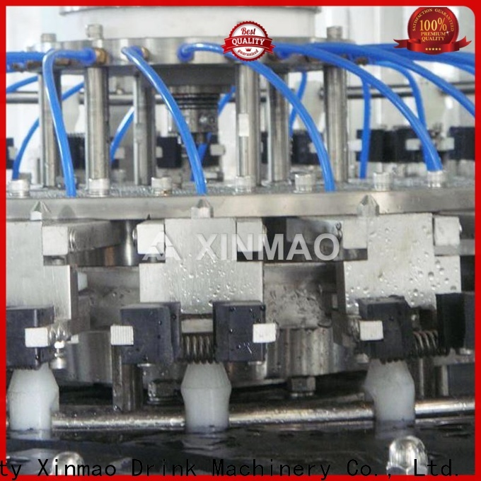 Xinmao machine wine bottle filling machine for sale for wine bottle