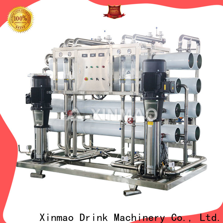 Xinmao New mineral water treatment for business for water