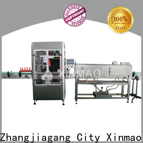 Xinmao best bottle labeling machine manufacturers for bottle
