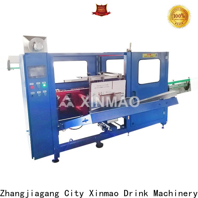 Xinmao automatic carton box packing machine factory for factory