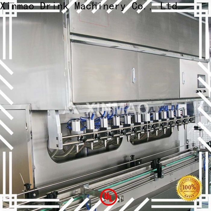 Xinmao latest olive oil bottle filling machine supply for condiments
