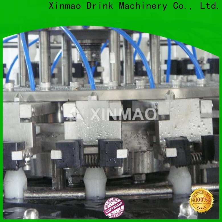 Xinmao glass wine filling equipment suppliers for liquor