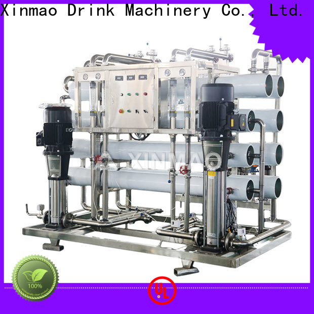 Xinmao system water treatment systems cost supply for water