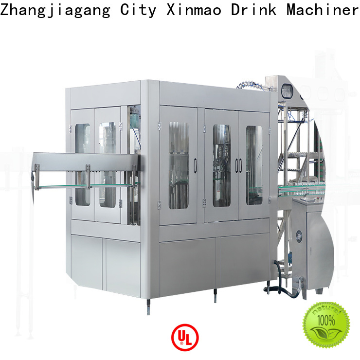 Xinmao latest auto water filling machine company for mineral water