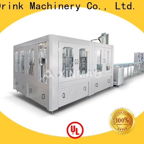 custom drinking water bottling plant threeinone company for factory