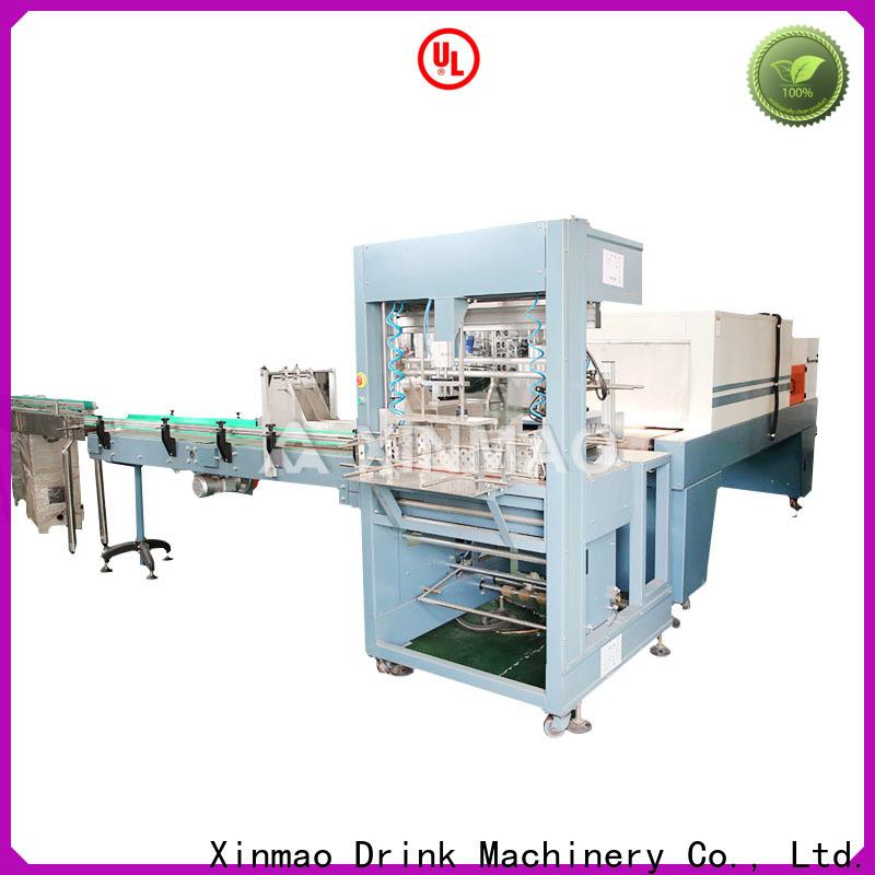 Xinmao custom packaging machinery supply for bererage