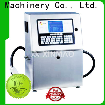 Xinmao top manufacturing date printing machine for business for plastic bag