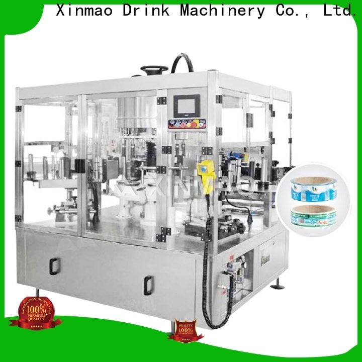 latest self adhesive labeling machine sleeve for business for factory
