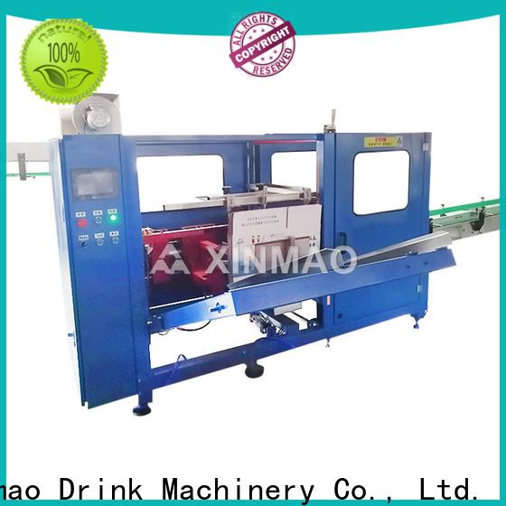 Xinmao machine auto cartoner machine company