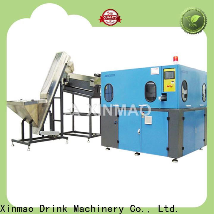 Xinmao wholesale plastic bottle molding machine supply for bottle