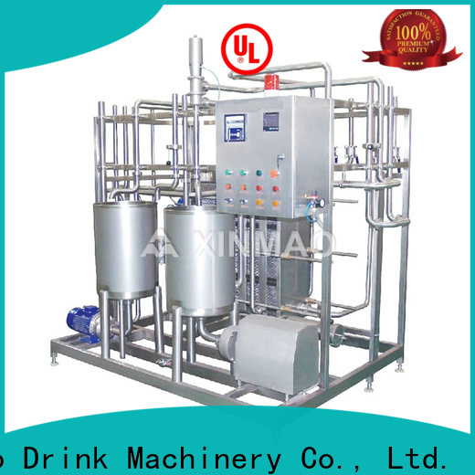 Xinmao filling fruit juice production line for business for juice