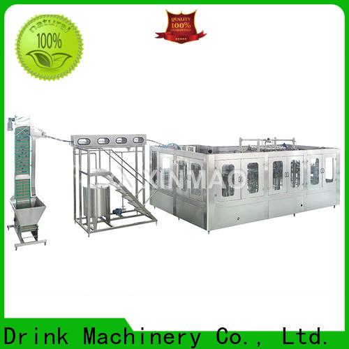 Xinmao filling soda water filling machine company for soda