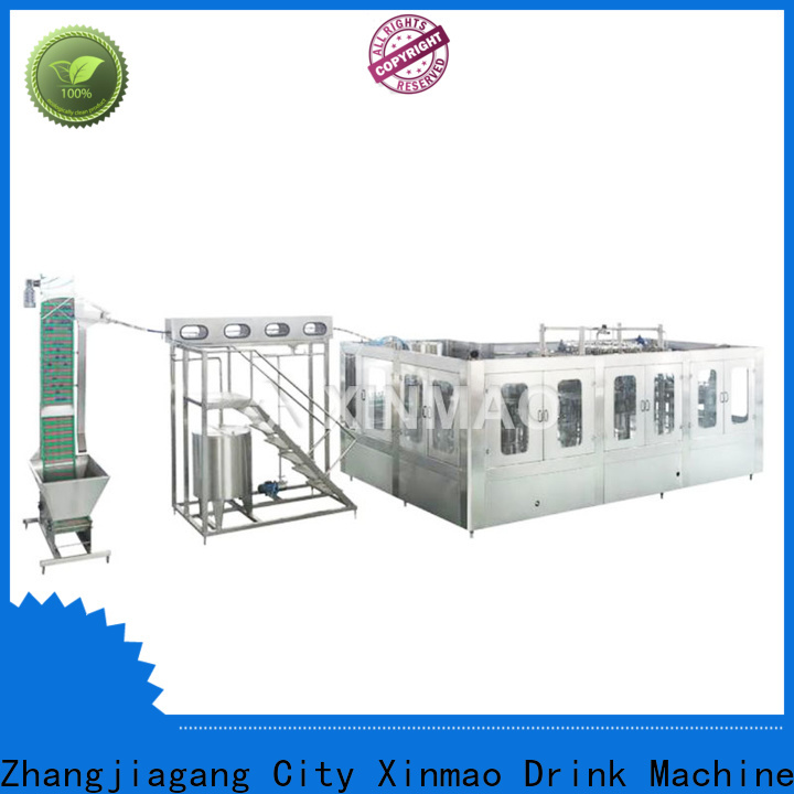 automatic mineral water filling machine threeinone for business for mineral water
