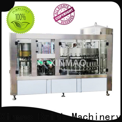 Xinmao custom automatic beer filler for business for beer bottle