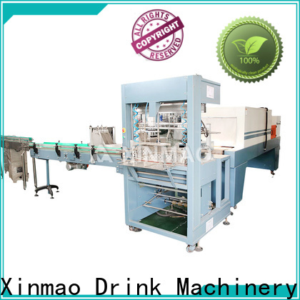 Xinmao automatic packaging machinery company for bererage