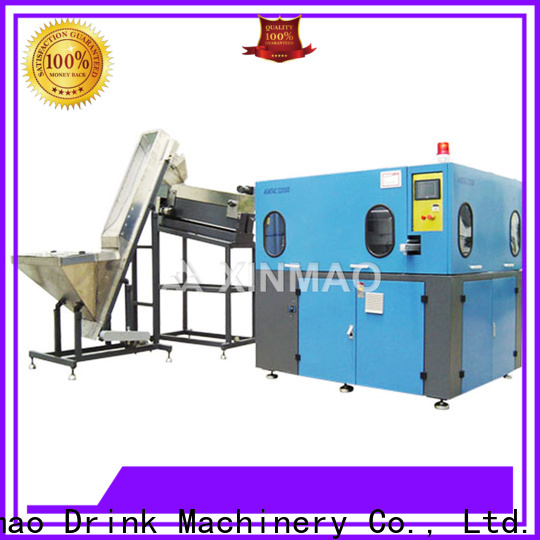Xinmao top automatic blowing machine for sale for juice