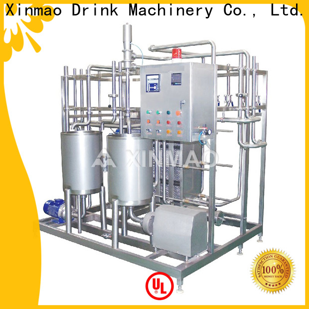 Xinmao New fruit juice production line for sale for juice