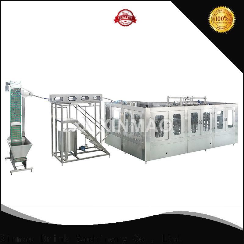 top soda bottle filling machine pet manufacturers for carbonated drink