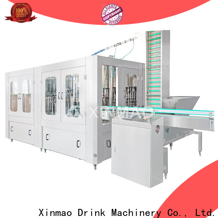 Xinmao bottled carbonated beverage machine for sale for soda