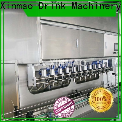 Xinmao latest oil bottle packaging machine for sale for condiments
