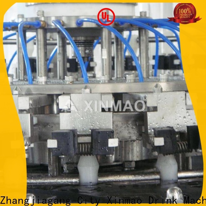 Xinmao machine commercial wine bottling equipment company for wine