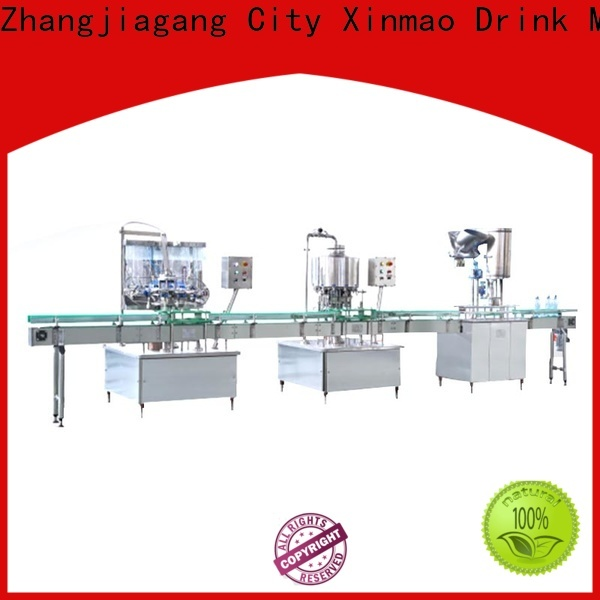 Xinmao top liquid packing machine suppliers for mineral water