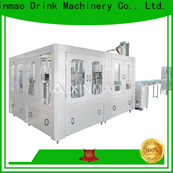 Xinmao automatic juice filling machine for sale for mango juice