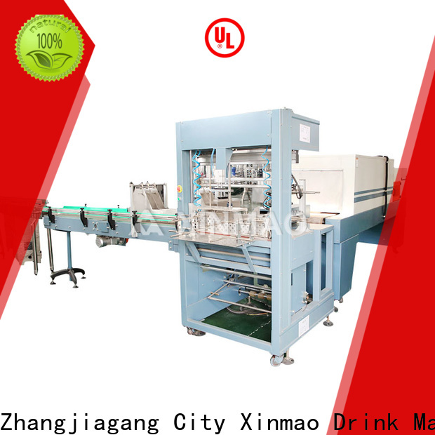 Xinmao linear packaging equipment for sale for juice