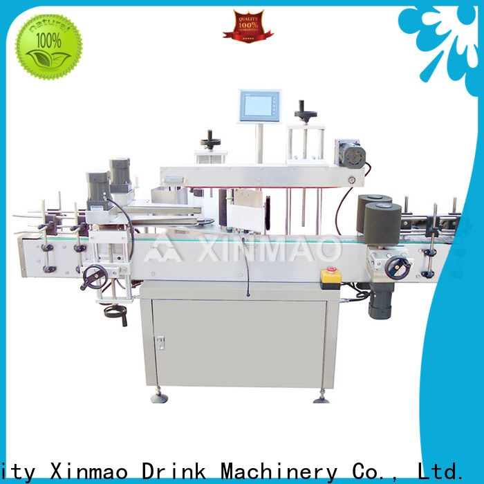Xinmao latest adhesive labeling machine suppliers for factory