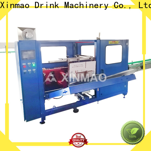 automatic auto carton packing machine introduction for business