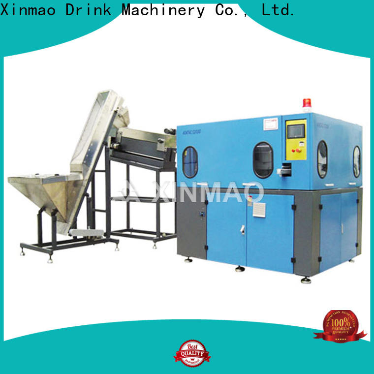Xinmao blow bottle blowing machine suppliers for bererage
