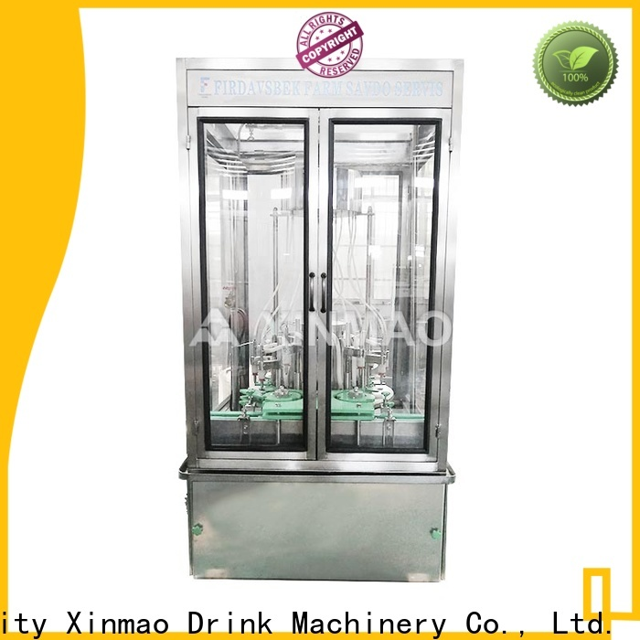 Xinmao wholesale condiments filling machine suppliers for oil